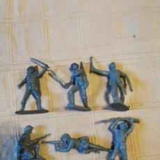 Figuras de Goma y PVC: LOTE SOLDADOS JECSAN JAPONESES. Lote 253715665