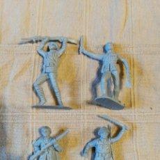 Figuras de Goma y PVC: LOTE SOLDADOS JECSAN. Lote 253716795