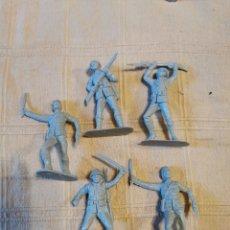 Figuras de Goma y PVC: LOTE SOLDADOS JECSAN. Lote 253717060