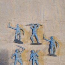 Figuras de Goma y PVC: LOTE SOLDADOS JECSAN JAPONESES. Lote 253717215