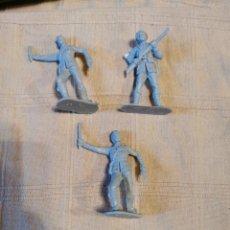 Figuras de Goma y PVC: LOTE SOLDADOS JECSAN JAPONESES. Lote 253717575