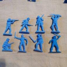 Figuras de Goma y PVC: LOTE SOLDADOS JECSAN. Lote 253725910