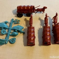 Figuras de Goma y PVC: LOTE MONTAPLEX. Lote 253726035