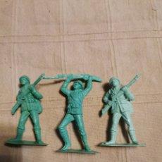 Figuras de Goma y PVC: SOLDADOS JECSAN JAPONESES. Lote 253729795