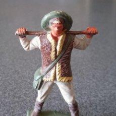Figuras de Goma y PVC: FIGURA PASTOR PLÁSTICO STARLUX. Lote 253739475