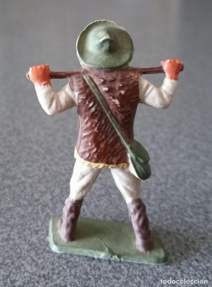Figuras de Goma y PVC: Figura Pastor plástico Starlux - Foto 3 - 253739475