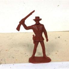 Figuras de Goma y PVC: VAQUERO COWBOY RANCHO BONANZA LA PONDEROSA CHAPARRAL COMANSI REAMSA JECSAN LAFREDO TEIXIDO. Lote 253756870