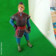 Figuras de Goma y PVC: MUÑECO KRISTOFF DE FROZEN. DISNEY BULLYLAND. Lote 253798610