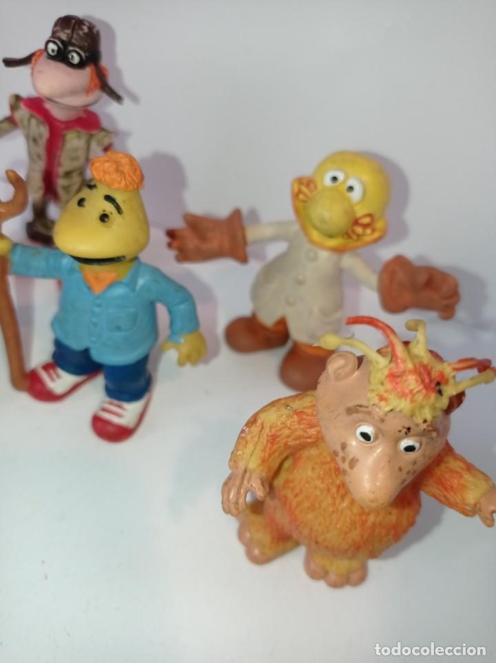 Figuras de Goma y PVC: Lote de 5 figuras de Los Mundos de Yupi - TVE años 80. PVC Comics spain - Foto 2 - 253817710