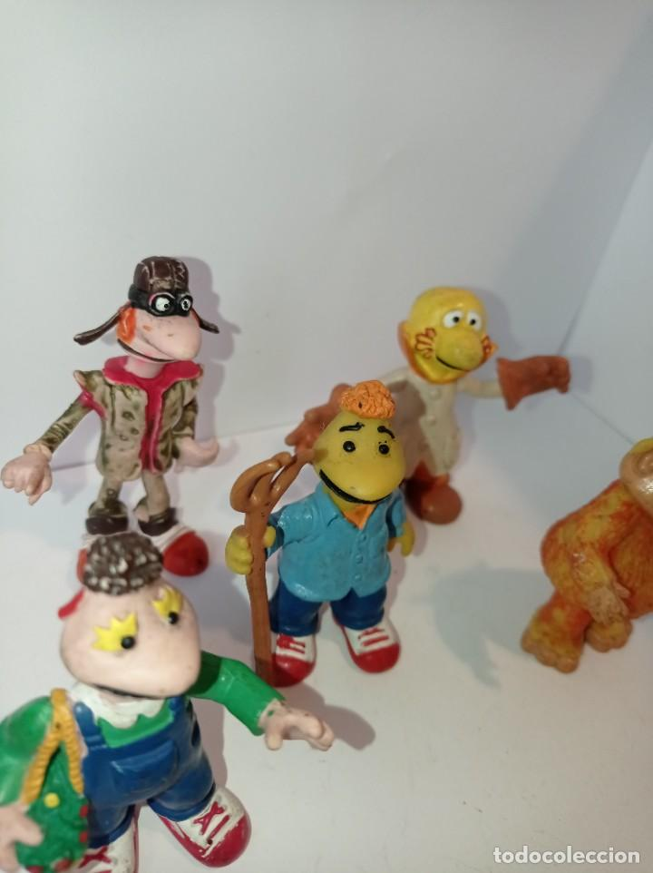Figuras de Goma y PVC: Lote de 5 figuras de Los Mundos de Yupi - TVE años 80. PVC Comics spain - Foto 3 - 253817710