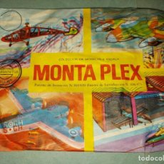 Figuras de Goma y PVC: MONTAPLEX Nº 427 - CURIOSO SOBRE CON DEFECTO DE IMPRESION. Lote 253872675