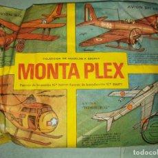 Figuras de Goma y PVC: MONTAPLEX Nº 401. Lote 253873040