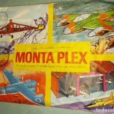 Figuras de Goma y PVC: MONTAPLEX Nº 427 AVIONES. Lote 253873645