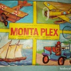 Figuras de Goma y PVC: MONTAPLEX 405. Lote 253873975