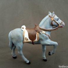 Figuras de Goma y PVC: CABALLO DE GOMA DESFILE REAMSA SOLDIS EXCELENTE ESTADO. Lote 254035165