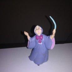 Figuras de Goma y PVC: WALT DISNEY FIGURA DE PVC BULLY HADA MADRINA DE LA CENICIENTA. Lote 254040065