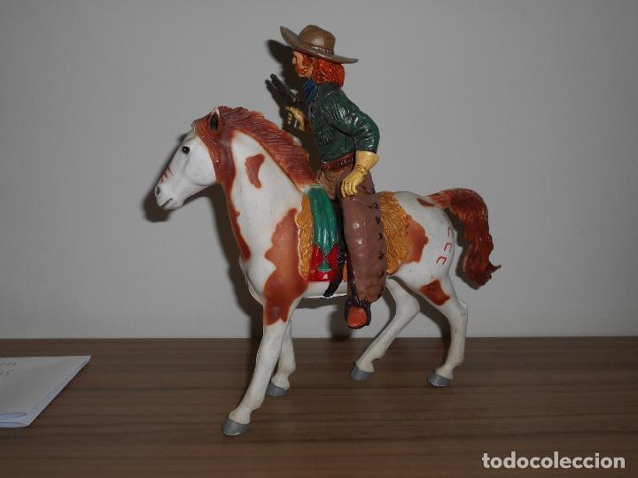 Figuras de Goma y PVC: WILD WEST Jesse Chisholm PVC COMANSI Western OESTE Heroes West - Foto 2 - 254087620
