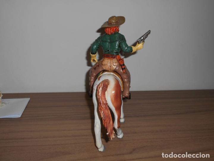 Figuras de Goma y PVC: WILD WEST Jesse Chisholm PVC COMANSI Western OESTE Heroes West - Foto 4 - 254087620