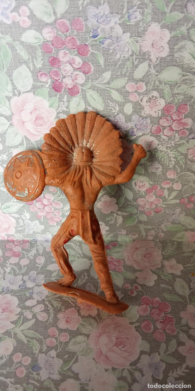 Figuras de Goma y PVC: FIGURA DE PLASTICO. FORT-JECSAN. - Foto 2 - 254130700