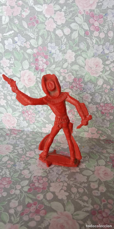 Figuras de Goma y PVC: FIGURA DE PLASTICO. FORT-JECSAN. - Foto 2 - 254130865