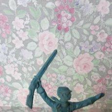 Figuras de Goma y PVC: FIGURA DE PLASTICO. FORT-JECSAN.. Lote 254131815