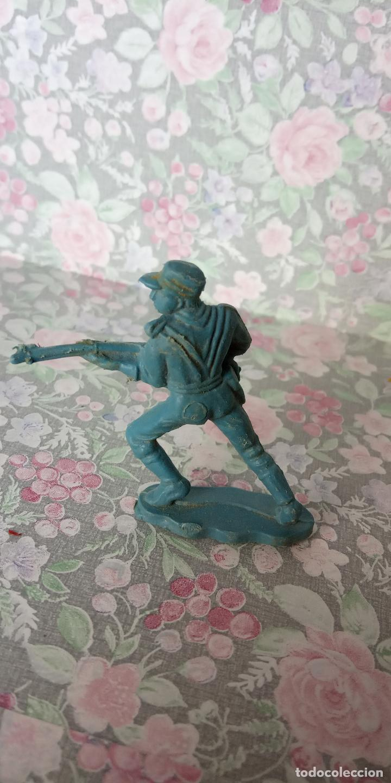 Figuras de Goma y PVC: FIGURA DE PLASTICO. FORT-JECSAN. - Foto 2 - 254132140