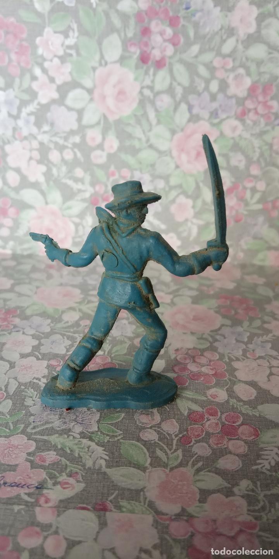 Figuras de Goma y PVC: FIGURA DE PLASTICO. FORT-JECSAN. - Foto 2 - 254132420