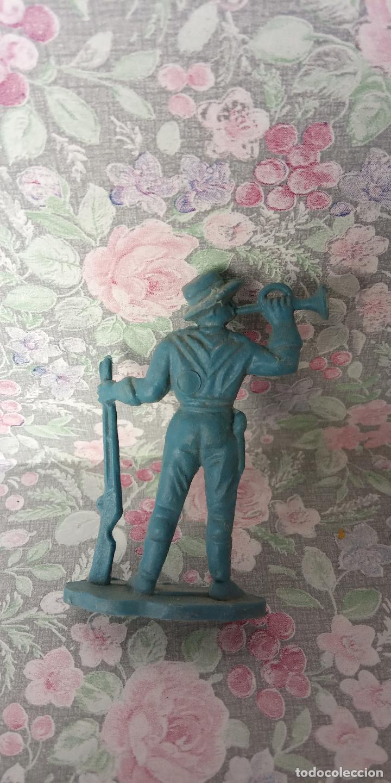 Figuras de Goma y PVC: FIGURA DE PLASTICO. FORT-JECSAN. - Foto 2 - 254132750