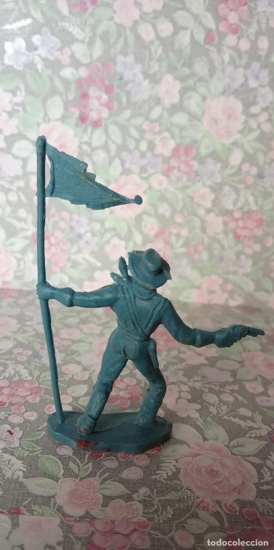 Figuras de Goma y PVC: FIGURA DE PLASTICO. FORT-JECSAN. - Foto 2 - 254132920
