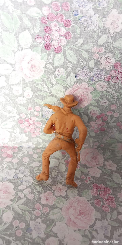 Figuras de Goma y PVC: FIGURA DE PLASTICO. FORT-JECSAN. - Foto 2 - 254134230