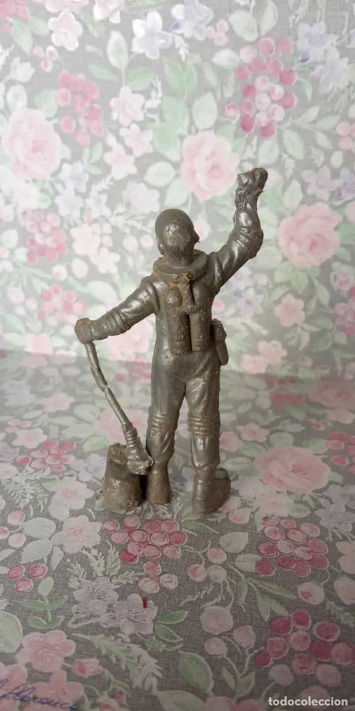 Figuras de Goma y PVC: FIGURA DE PLASTICO. FORT-JECSAN. - Foto 2 - 254134885