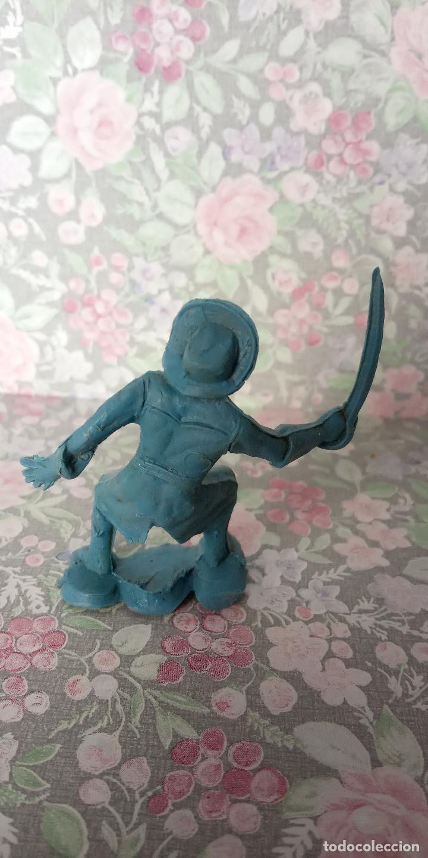 Figuras de Goma y PVC: FIGURA DE PLASTICO. FORT-JECSAN. - Foto 2 - 254135490