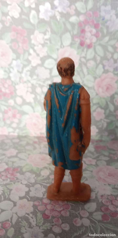 Figuras de Goma y PVC: FIGURA DE PLASTICO. FORT-JECSAN. - Foto 2 - 254135745