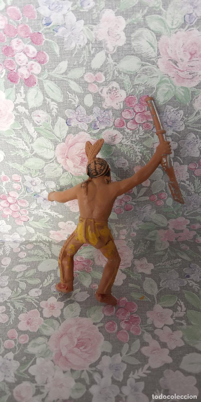Figuras de Goma y PVC: FIGURA DE PLASTICO. FORT-JECSAN. - Foto 2 - 254136020