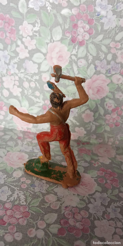 Figuras de Goma y PVC: FIGURA DE PLASTICO. FORT-JECSAN. - Foto 2 - 254136310