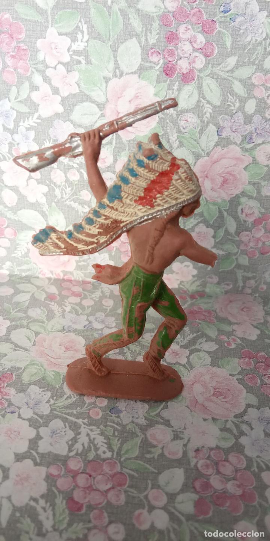 Figuras de Goma y PVC: FIGURA DE PLASTICO. FORT-JECSAN. - Foto 2 - 254137460
