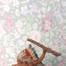 Figuras de Goma y PVC: FIGURA DE PLASTICO. FORT-JECSAN.. Lote 254137460