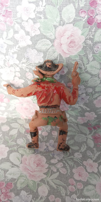 Figuras de Goma y PVC: FIGURA DE PLASTICO. FORT-JECSAN. - Foto 2 - 254137795