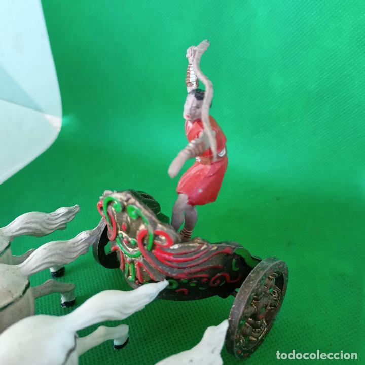 Figuras de Goma y PVC: REAMSA SERIE BEN HUR CUADRIGA BEN-HUR - Foto 5 - 254167880