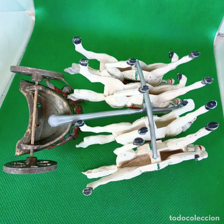 Figuras de Goma y PVC: REAMSA SERIE BEN HUR CUADRIGA BEN-HUR - Foto 7 - 254167880