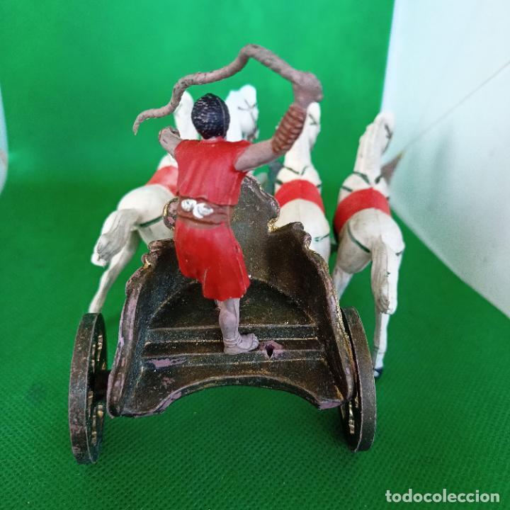 Figuras de Goma y PVC: REAMSA SERIE BEN HUR CUADRIGA BEN-HUR - Foto 9 - 254167880