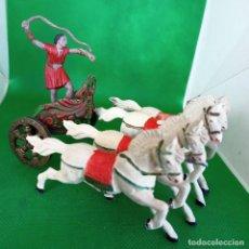 Figuras de Goma y PVC: REAMSA SERIE BEN HUR CUADRIGA BEN-HUR. Lote 254167880