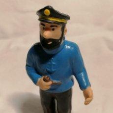 Figuras de Borracha e PVC: COMICS SPAIN COLECCION TINTIN CAPITAN HADDOCK. Lote 254167985
