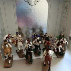 Figuras de Goma y PVC: APACHES REAMSA GERONIMO. Lote 254179400