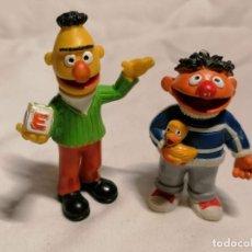 Figuras de Borracha e PVC: COMICS SPAIN COLECCION BARRIO SESAMO EPI Y BLAS. Lote 254179480