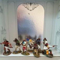 Figuras de Goma y PVC: APACHES REAMSA GERONIMO. Lote 254182255