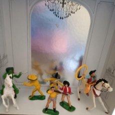 Figuras de Goma y PVC: COWBOYS LAFREDO. Lote 254192135