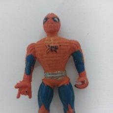 Figuras de Goma y PVC: FIGURA SPIDERMAN AÑOS 60/70. Lote 254312120