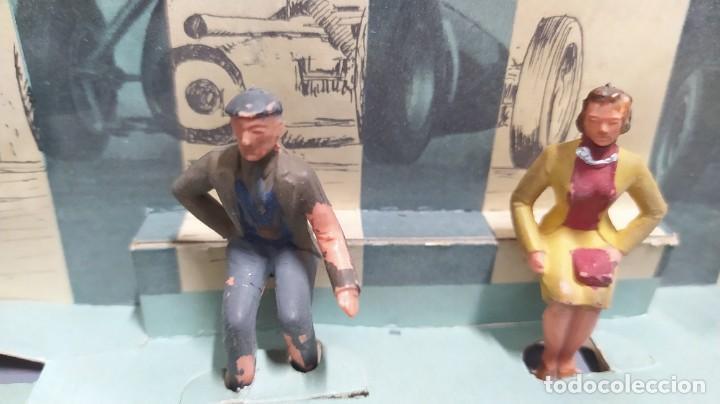 Figuras de Goma y PVC: Rareza. Personajes Publico de carreras con cartón original - Foto 8 - 254360170