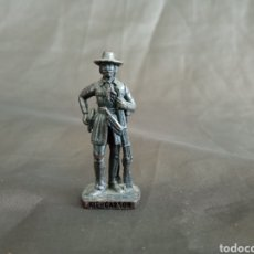 Figuras de Goma y PVC: KIT CARSON SCAME KINDER PROMOCIONAL WESTERN. Lote 254376965
